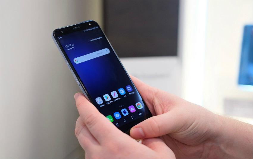 LG K40 viene presentato in Italia: basso-medio gamma a 140€