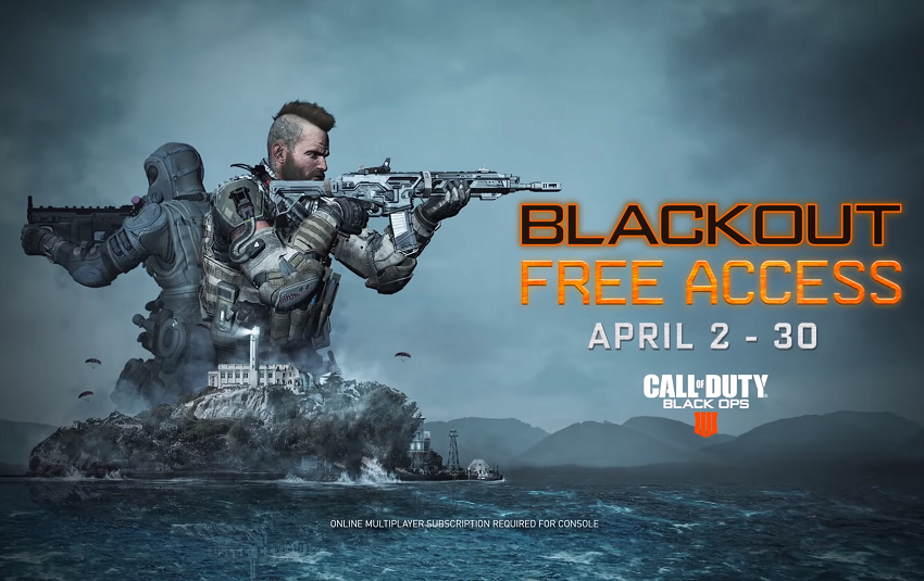 Call of Duty Black Ops 4: modalità Blackout