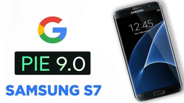 Android 9 Pie potrebbe arrivare sui Samsung Galaxy S7