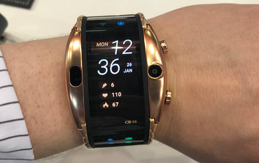 Nubia Alpha, il nuovo smartwatch verrà annunciato il 25 aprile