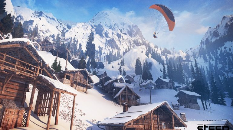 STEEP gratis Uplay