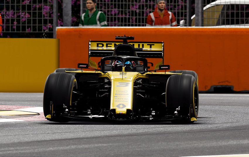 F1 2019: primo trailer disponibile