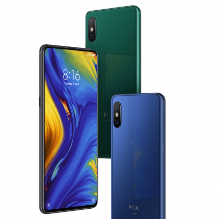 Xiaomi Mi MIX 3 5G disponibile con TIM