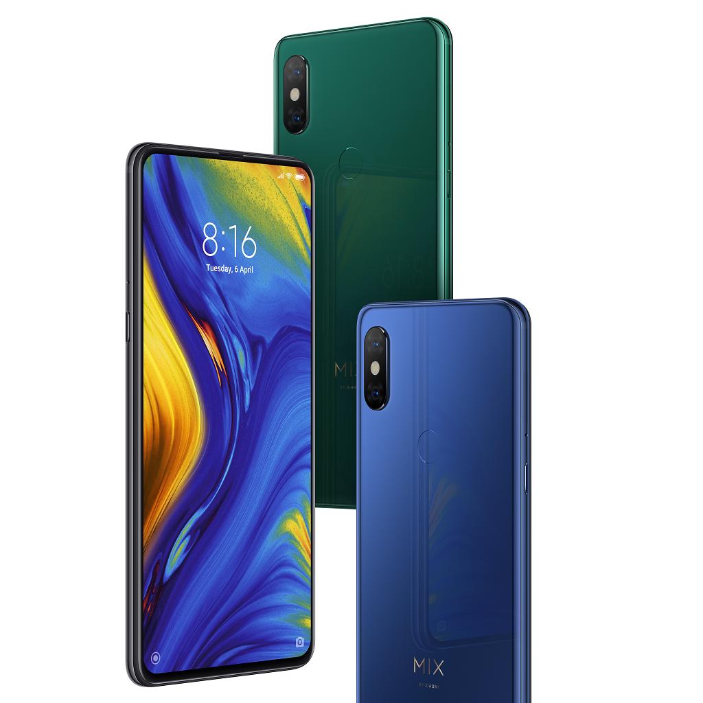 Xiaomi Mi MIX 3 5G disponibile con TIM
