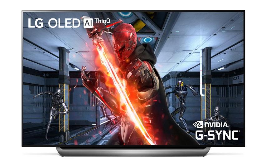 LG OLED TV 2019 NVIDIA G-Sync