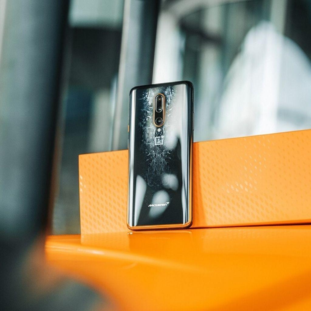 OnePlus 7T Pro&McLaren