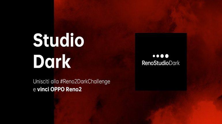 Reno2 Dark Challenge