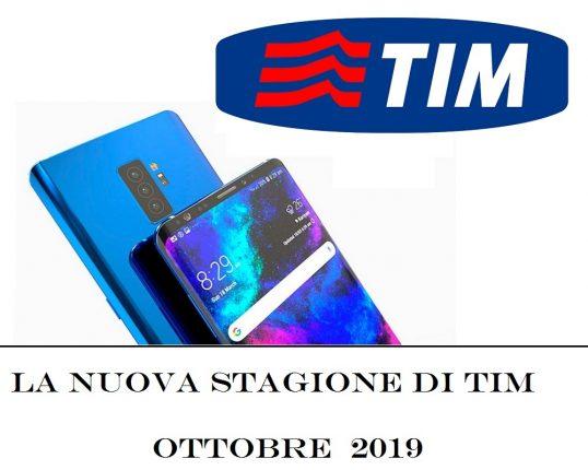 TIM: Ottobre 2019