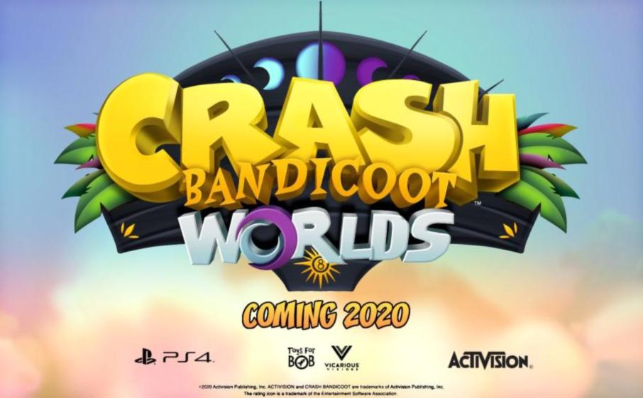 Crash Bandicoot Worlds