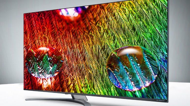TV LG 8K UHD
