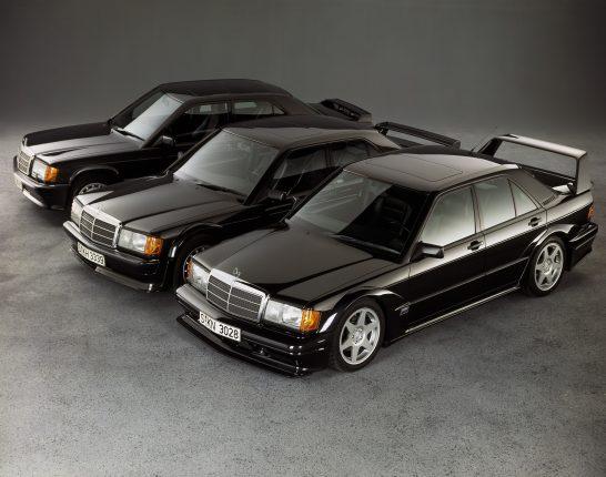 Mercedes 190 E Evo II