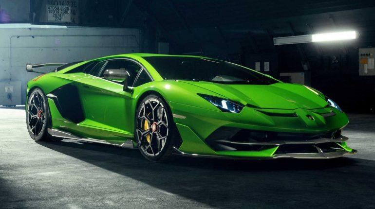 Lamborghini Aventador SVJ: richiamo globale perché si rischia di restare intrappolati nell'abitacolo