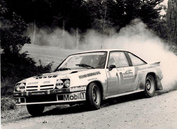 Opel Manta compie 50 anni: ripercorriamo la storia
