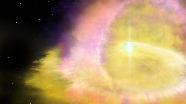 Supernova Sn 2016aps