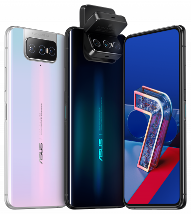 ASUS ZenFone 7 e 7 Pro disponibili all'acquisto in Italia