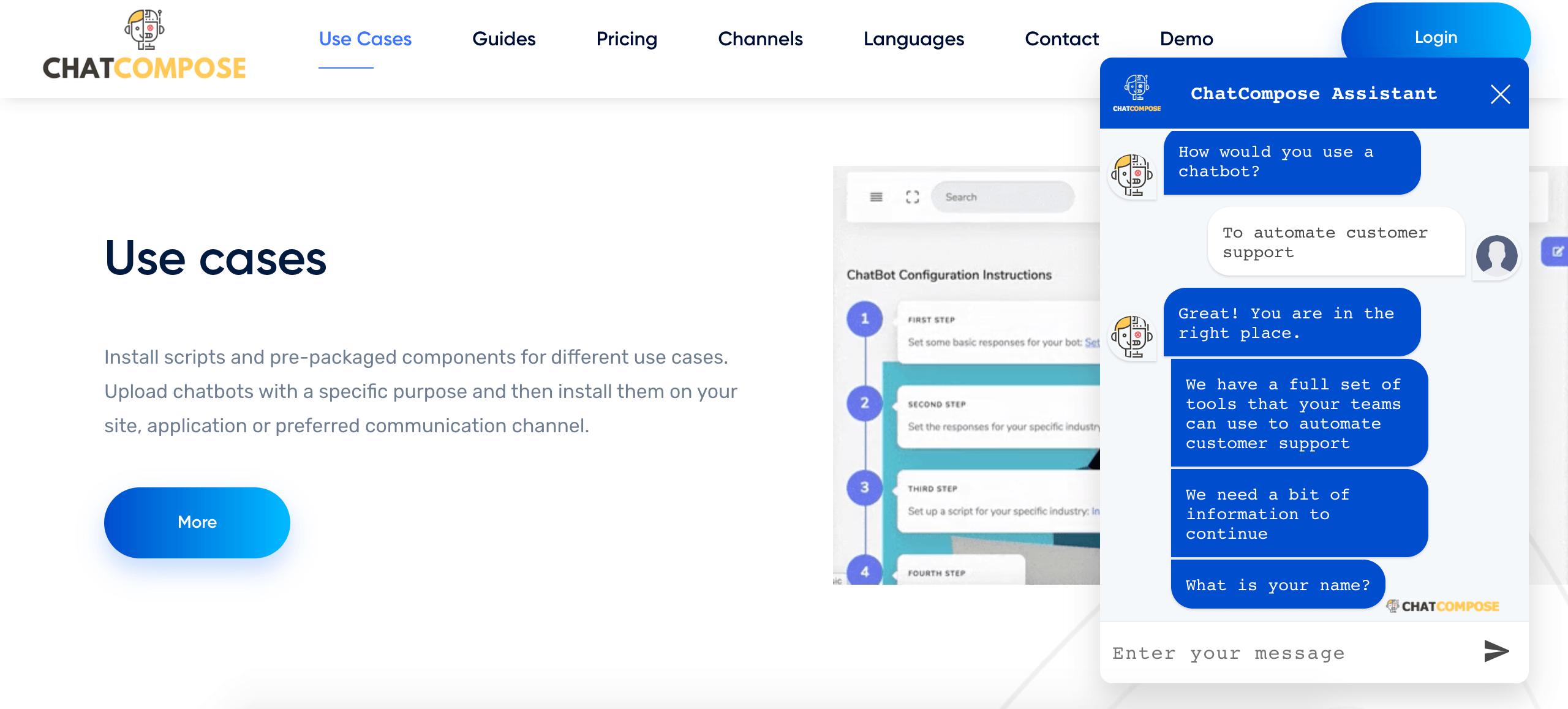 I vantaggi nell'integrazione di chatbot sul proprio sito web
