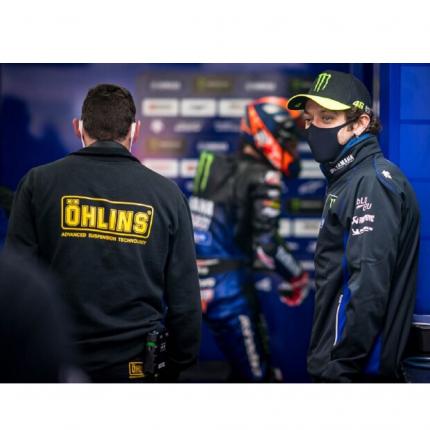 Valentino Rossi covid: negativo anche il secondo tampone